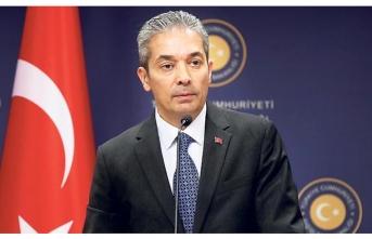 Türkiye'den Minsk Grubuna 'sonuç odaklı müzakere sürecini başlatın' çağrısı