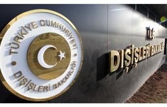 Türkiye, Ermenistan'ın insanlık dışı saldırısını kınadı