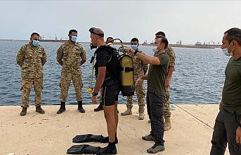 Türkiye'de Libyalı askerlere sahil güvenlik eğitimi