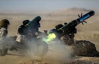 Türkiye'nin katılımıyla düzenlenen 'NASR 2020' askeri tatbikatı sona erdi