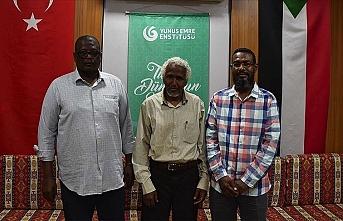 Türkiye'nin Sudan'daki gönüllü elçileri: Türkiye mezunları