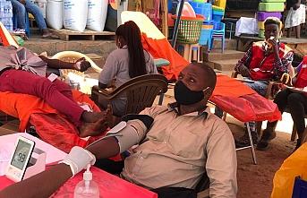 Uganda'da kan kıtlığı ciddi boyutlara ulaştı