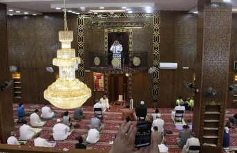 Ürdün'de camiler yeniden açılıyor