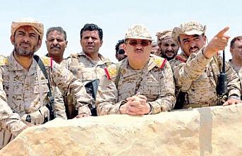 Yemen ordusu, El-Cevf'te Husilere karşı ilerleme kaydetti