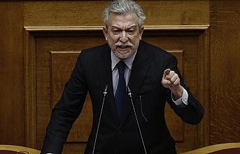 Yunanistan'da SYRIZA'da bir 'deprem' daha: Eski Adalet Bakanı istifa etti!