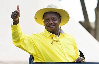 34 yıldır iktidarda olan Uganda Devlet Başkanı yeniden aday
