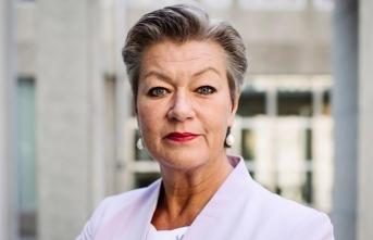 AB İçişleri Komiseri Johansson: İslam Avrupa için tehdit değil