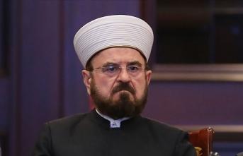 Ali Muhyiddin el-Karadaği, Macron'u özür dilemeye davet etti