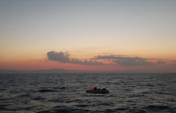 Alman polisinin Yunan Sahil Güvenlik güçlerine yardım ettiği iddia ediliyor