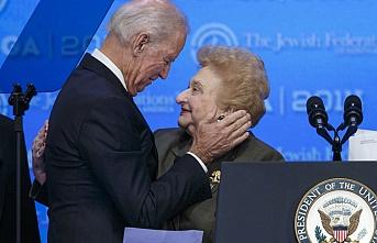 Amerikan Yahudileri Biden'ın yanında