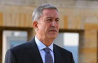 Bakan Akar: Türk-Rus askeri heyetlerinin teknik görüşmeleri yapıldı