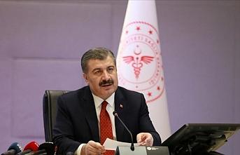Bakan Koca: İstanbul, Bursa, İzmir üçüncü zirveyi yaşıyor