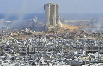 Beyrut patlamasında hayatını kaybedenler şehit sayılacak