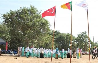 Cansuyu Derneği Kamerunlu öğrenciler için okul açtı