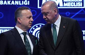 Cumhurbaşkanı Erdoğan, bugün ihracatçılarla bir araya geliyor