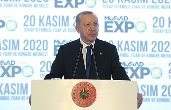Cumhurbaşkanı Erdoğan: Ülkeyi enflasyon, kur ve faiz sarmalından çıkaracağız