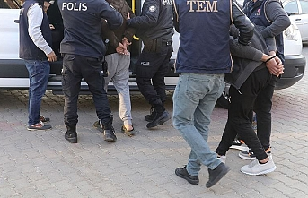 DEAŞ operasyonu: 20 tutuklama