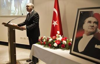 Dış temsilciliklerde Atatürk için anma törenleri düzenlendi