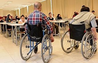 EKPSS oturumu 81 ildeki sınav merkezlerine başladı
