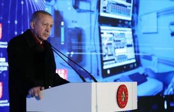 Erdoğan: Cari açığımızı minimize etmede savunma sanayinin rolü inkar edilemez