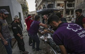 Esed rejiminin İdlib'e saldırılarında son 1 ayda 25 sivil hayatını kaybetti