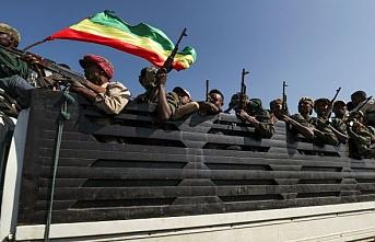 Etiyopya'da çatışma bölgesinden tahliye edilen Türk vatandaşlarında büyük sevinç