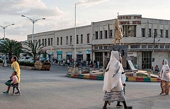 Etiyopya'da hükümete savaş açan Tigray Halk Kurtuluş Cephesine operasyon