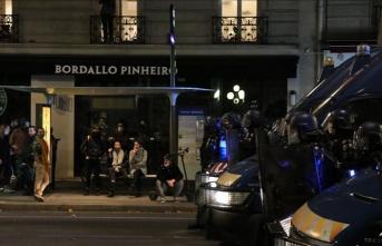 Fransa'da 'güvenlik tasarısı'na protesto!
