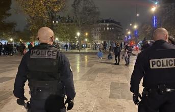 Fransa'da şiddetin faili polisler kendilerini savundu