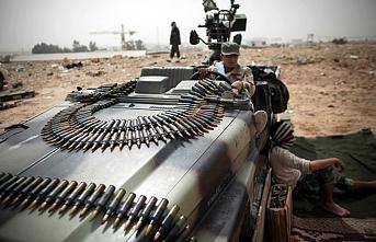 Hafter'in askerleri batıya yöneldi