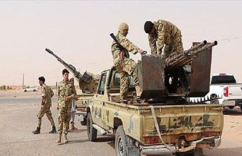 Hafter milisleri balıkçı teknelerine Sirte Limanı'nı boşaltmaları emrini verdi