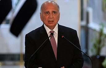 Irak Dışişleri Bakanı: ABD ile güvenlik ve askeri iş birliğimiz sürecek