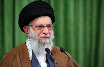 İran lideri Hamaney'den Muhsin Fahrizade açıklaması