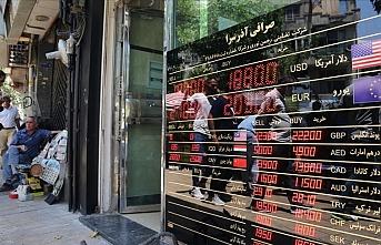 İran'da döviz fiyatlarında sert düşüş görüldü