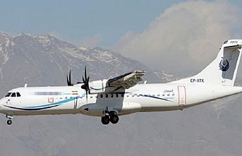 İran'da yolcu uçağı zorunlu iniş yaptı