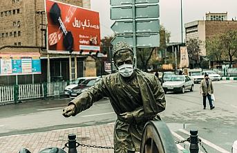 İran Kovid-19 salgınına karşı ülke genelinde yeni kısıtlamalara gitme kararı aldı