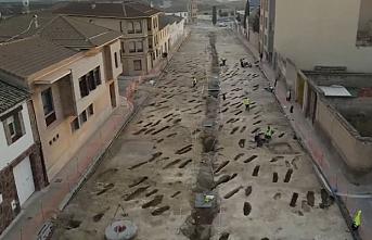 İspanya'da 400'den fazla Müslüman mezarı ortaya çıktı