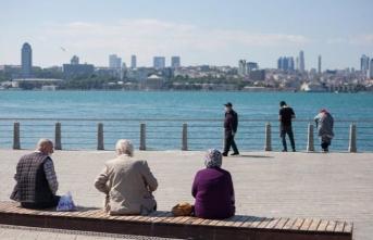 İstanbul'da 65 yaş üstü vatandaşlara sokağa çıkma yasağı getirildi