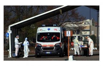 İtalya'da ikinci dalga sağlık sistemini tehdit ediyor!
