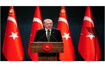 Kabine toplantısı sonrası Erdoğan açıklamalarda bulundu! Koronavirüs önlemleri neler?