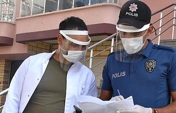 Kırklareli'nde yeni uygulama..Kovid-19 hastalarının evleri işaretlenecek