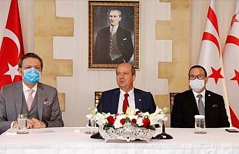 KKTC Cumhurbaşkanı Tatar: Kıbrıs, eski Kıbrıs değil