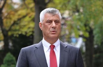 Kosova'da Haşim Thaçi'nin hakim karşısına çıkacağı tarih belli oldu!