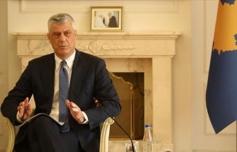 Kosova'da istifa eden eski cumhurbaşkanı gözaltına alındı