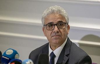 Libya İçişleri Bakanı Başağa'dan Fransa ziyareti