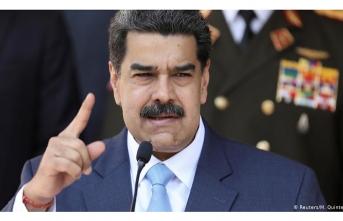 Maduro: Trump'a acıyorum!
