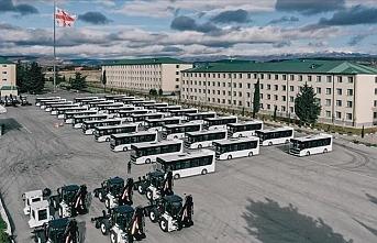 Milli Savunma Bakanlığından Gürcistan'a hibe