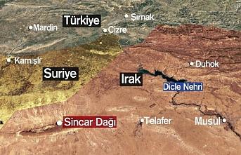MİT'ten yeni operasyon: PKK Sincar gümrük sorumlusu artık etkisiz