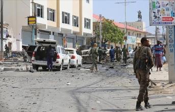 Mogadişu'da intihar saldırısı!