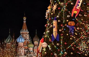 Moskova'da yeni yıl tatillerinde toplu etkinlikler yasaklandı